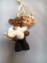 Bride & Groom Ornament