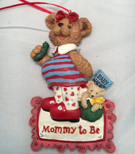 Mommy To Be Ornament