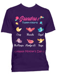Grandma Nana Tweet Hearts T-Shirts Special Edition ***On Sale Today Only***