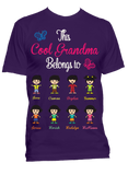 This Cool Grandma Belongs to T-Shirts Special Edition ***On Sale Today Only***