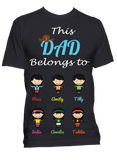 This Dad/Grandpa Belongs to T-Shirts Hoodies Special Edition ***On Sale Today Only***