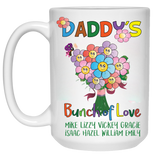 Bunch of Love Ceramic Coffee Mug Both Sides Print