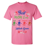 Best Mom Nana Ever Hands Down T-Shirts Hoodies New Edition On Sale Today Only