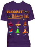 Halloween T-Shirts Nana's Halloween Hats Special Edition ***On Sale Today Only***