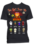 Halloween T-Shirts You Can't Scare Me Special Edition ***On Sale Today Only***