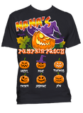 Halloween T-Shirts Nana's Pumpkin Patch Special Edition ***On Sale Today Only***