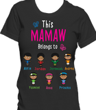 This Nana Belongs to Personalized T-Shirts Hoodies Special Edition ***On Sale Today Only***