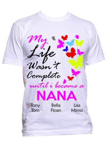 My life wasn't complete until i became a grandma T-Shirts, Hoodies ***On Sale Today Only***