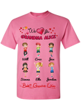 We Love You Grandma Nana T-Shirts Hoodies Exclusive Design ***Reduced Price Today Only***