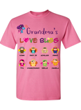 Nana Love Bugs Personalized T-Shirts Hoodies Special Edition ***On Sale Today Only***
