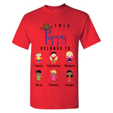 This Poppy Belongs to T-Shirts Hoodies Special Edition ***On Sale Today Only***