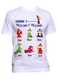 Halloween T-Shirts Wizards and Witches Special Edition ***On Sale Today Only***