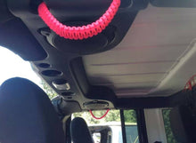 JKU Rear Head Rest Grips