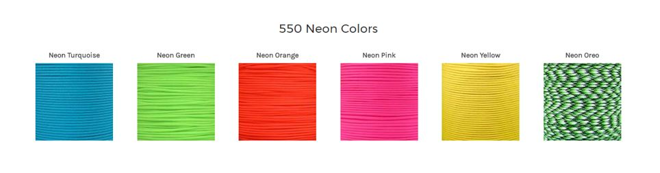 Neon Color Collection
