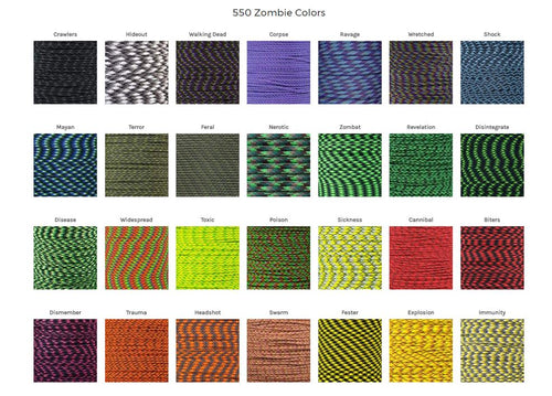 Zombie Color Collection