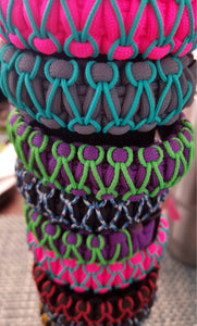 Stitch Color Paracord Bracelet
