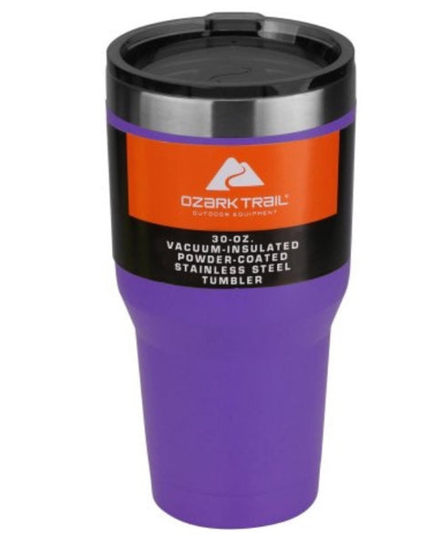 Purple 30oz Ozark Tumbler