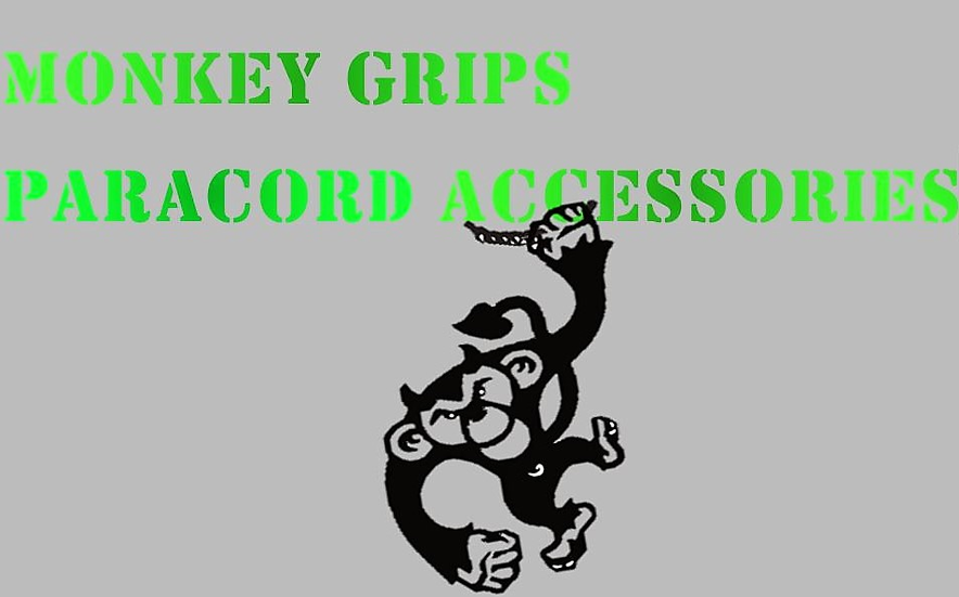 Monkey Grips Paracord Accessories