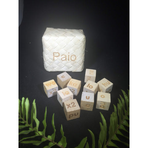 Paio Game  (Hawaiian Vocabulary)