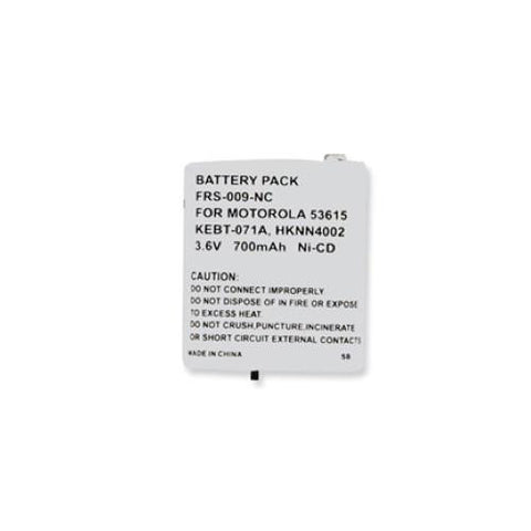 Compatible Motorola HKNN4002A Battery