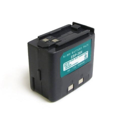 Compatible Alinco EBP‑20N / EBP‑24N / DJ‑180 / DJ‑480 Replacement Battery