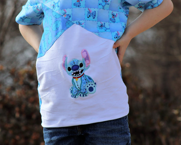 In Stitches - Patches Embroidery Applique Design