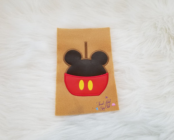 Yummy - Yummy Mouse Pop Embroidery Applique Design