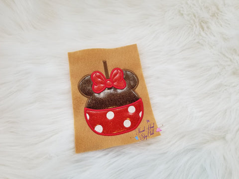 Yummy - Yummy Mrs. Mouse Pop Embroidery Applique Design