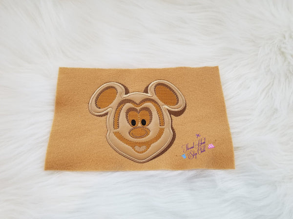 Yummy - Yummy Waffle Embroidery Applique Design