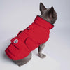 """Ski Patrol"" Dog Jacket"