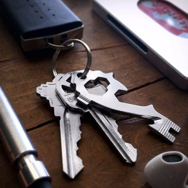 Key Chain 20 in 1 Multi tool