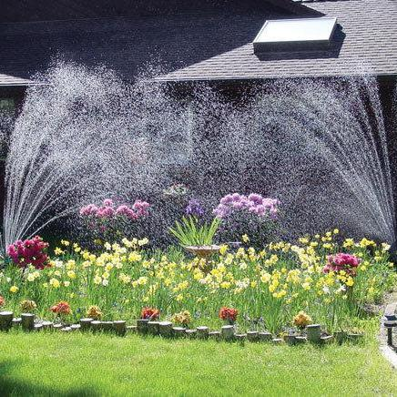 Genius Sprinkler