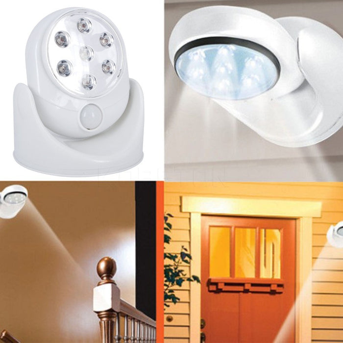 LEDs Cordless Motion Activated Light