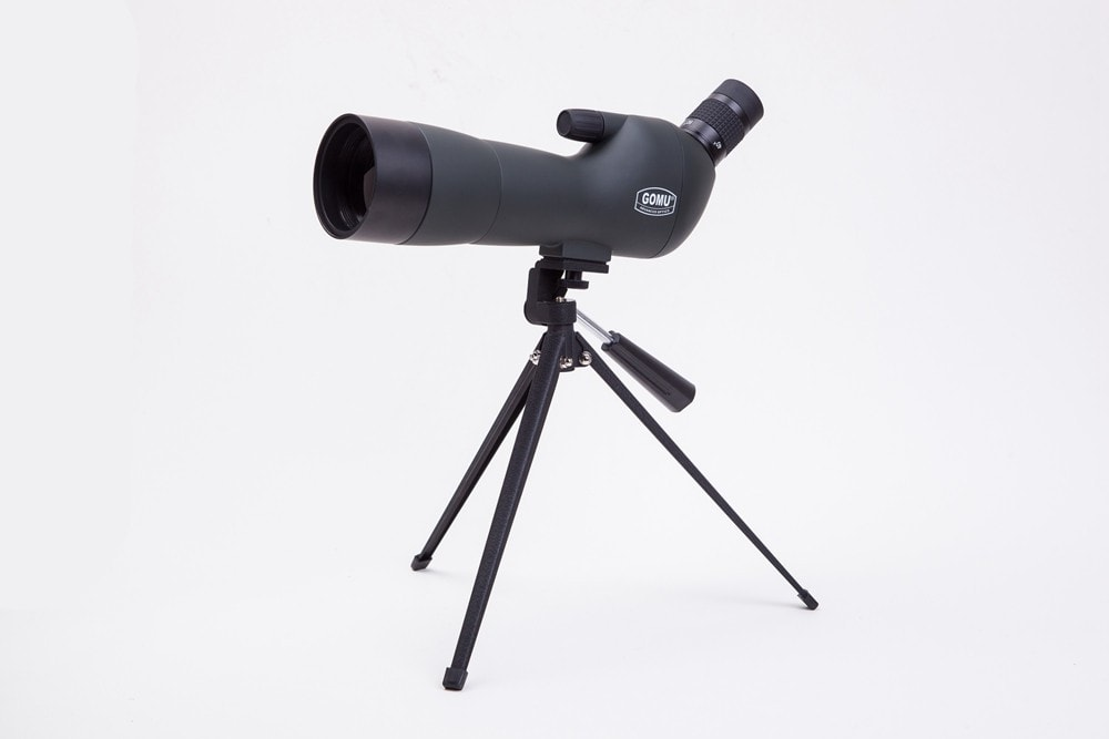 Proffesional Scope HD 20-60x60 and Cell Phone Adapter
