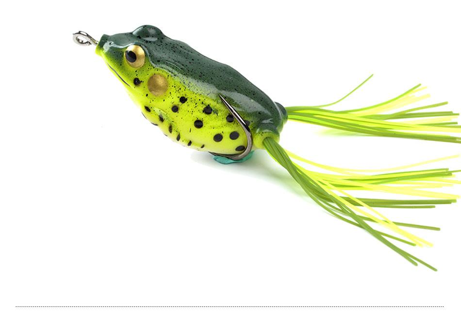 New Genius Frog Lure