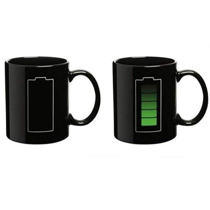 Magic Heat Color Changing Mug
