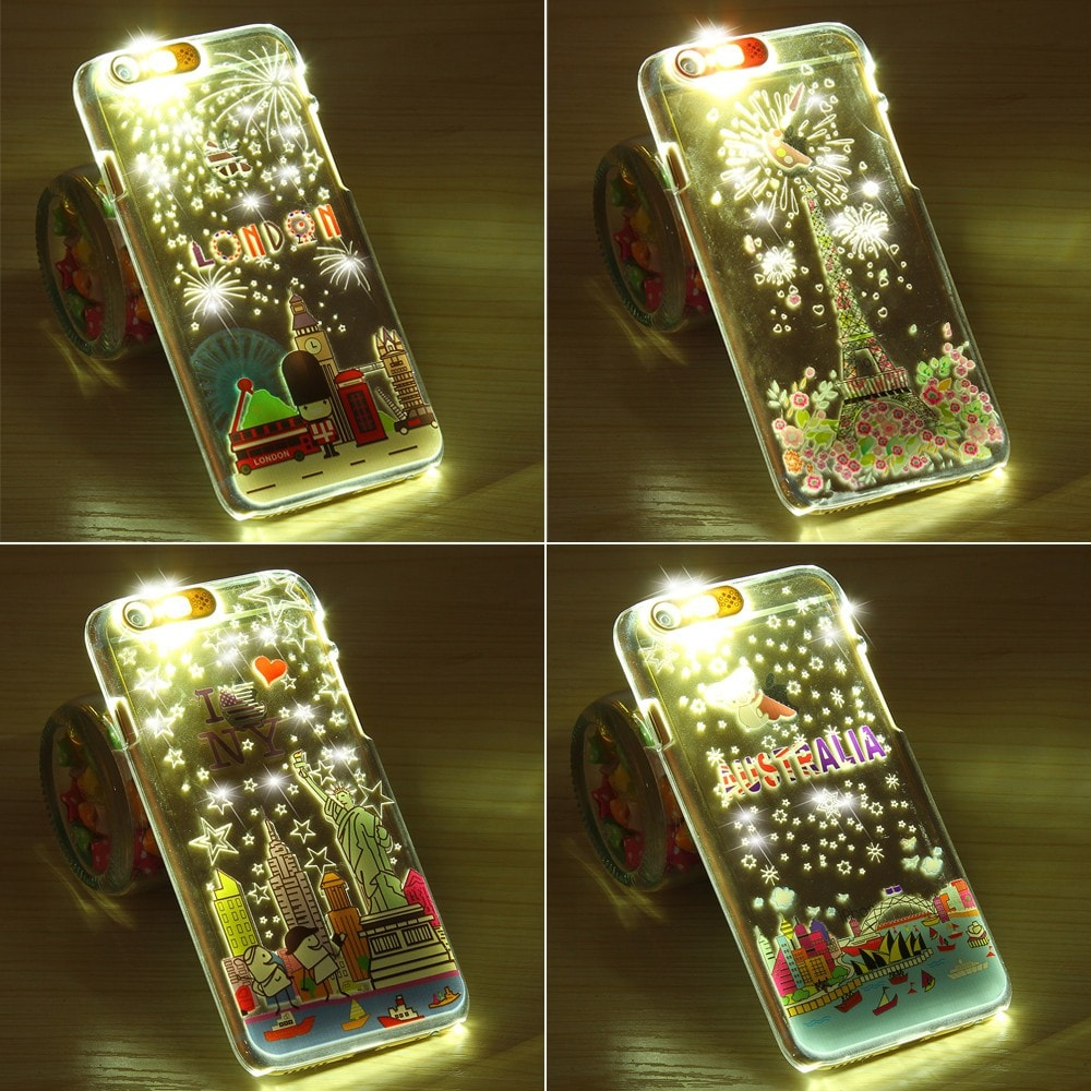 LED Flash Light Case