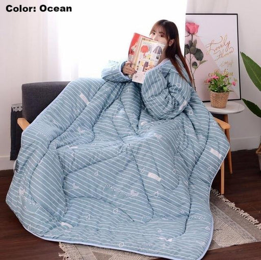 Winter Cozy Cover