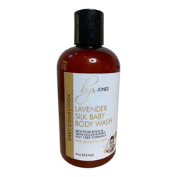 Lavender Silk Baby Body Wash