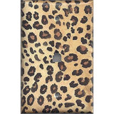 Phone Jack Cover in Leopard Spots Animal Print African Decor