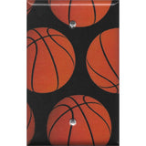 Basketballs Single Blank Cover