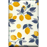 Single Blank Cover in Lemons Farmhouse Kitchen Decor