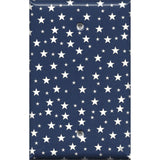 Single Blank Cover in Navy Patriotic Americana Night Sky Stars