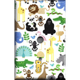 Cable Jack Cover in Zoo Jungle Animals Nursery Decor Handmade- Simply Chic Gal
