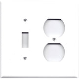 Combo Light Switch/Outlet Cover