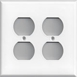 4 Plug Outlet Plate Cover