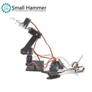New arduino robot arm kit
