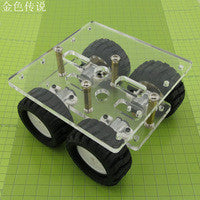 Robot Car Chassis