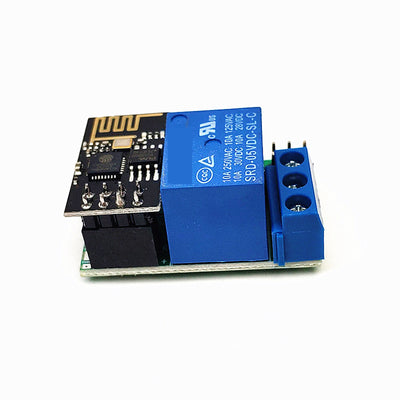 Esp-01 wifi control expansion board supports infrared sensor modules such as temperature, humidity and smoke