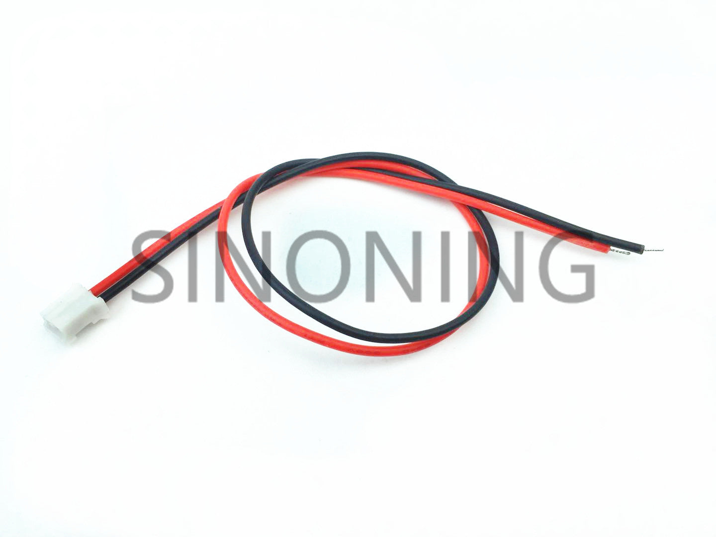 XH2.54MM terminal line single wire tin plated reeds cable 2P 20CM ...